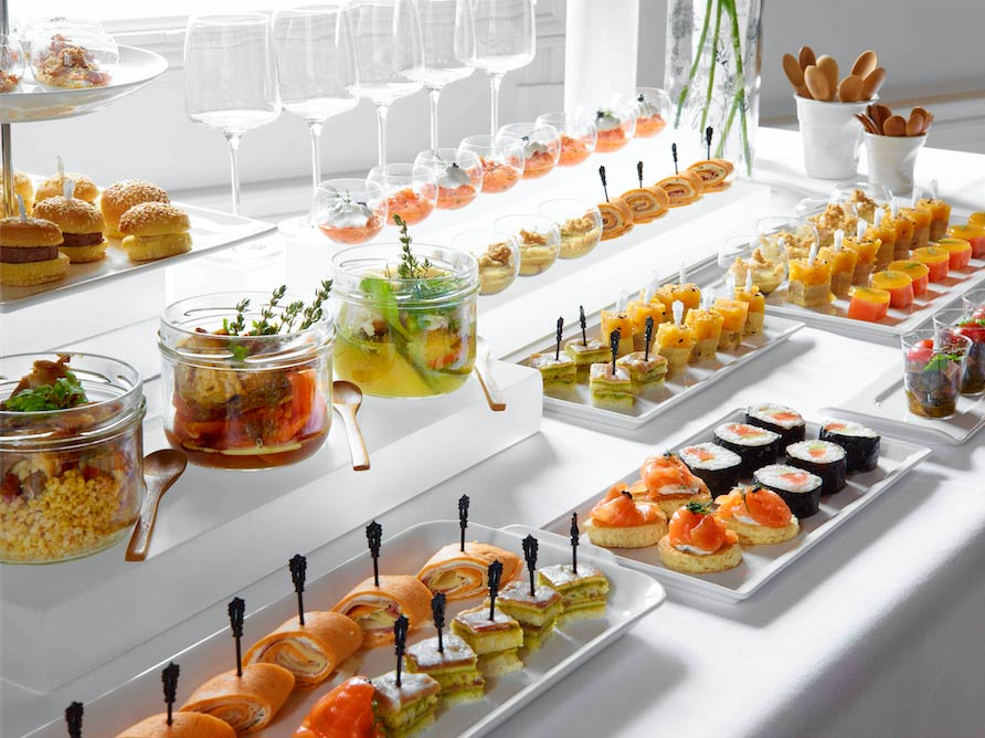 Buffets mixtes