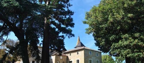 le prieuré de limas parc